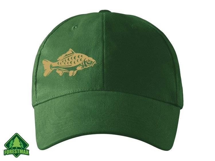 88927e73b539d Karp czapka z daszkiem butelkowa zieleń 3