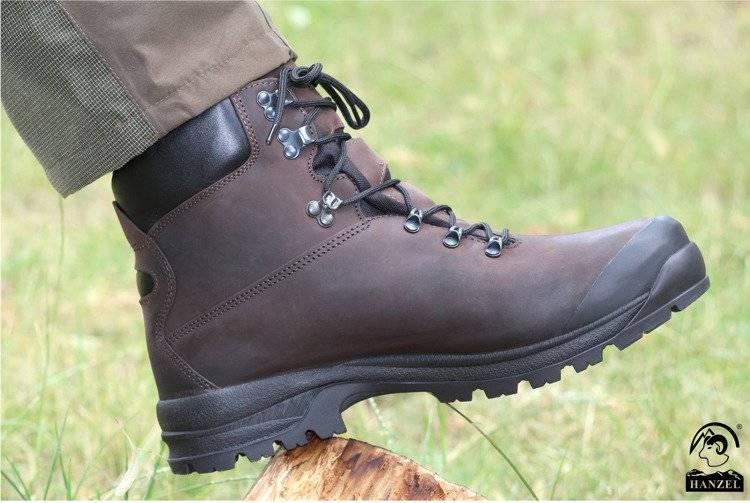 Trekkingowe buty Hanzel 024n Klasyczny