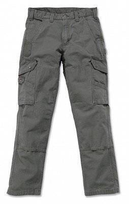 COTTON RIPSTOP PANT MOSS